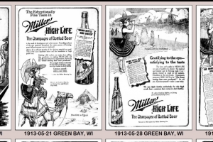 Newspaper Archive Ad Groups